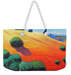 Hills And Beyond Weekender Tote Bag