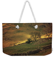 Hills Of Scotland At The Sunset Weekender Tote Bag by Jaroslaw Blaminsky