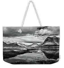 Hills Of Vesteralen Weekender Tote Bag