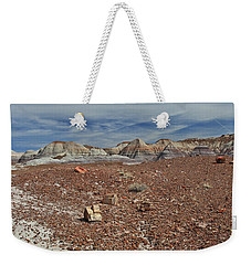 Hillside Hues Weekender Tote Bag by Gary Kaylor