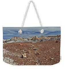 Hillside Hues Weekender Tote Bag