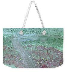 Hillside Weekender Tote Bag by Karen Nicholson