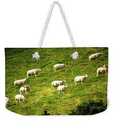 Hillside Pasture Weekender Tote Bag