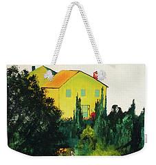 Hillside Romance Weekender Tote Bag