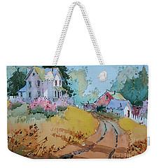 Hilltop Homestead Weekender Tote Bag