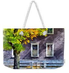 Hints Of Fall Weekender Tote Bag