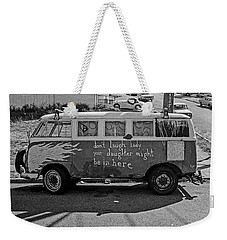 Hippie Van, San Francisco 1970's Weekender Tote Bag
