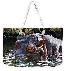 Hippo 3779_2 Weekender Tote Bag