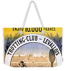 Hippodrome Du Trotting Club Levallois Weekender Tote Bag