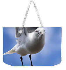 His Feathers Weekender Tote Bag