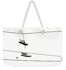 His Weekender Tote Bag