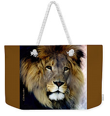 His Majesty The King Weekender Tote Bag