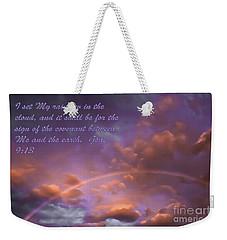 His Promise Weekender Tote Bag