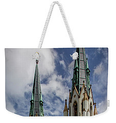 Historic Architecture Weekender Tote Bag