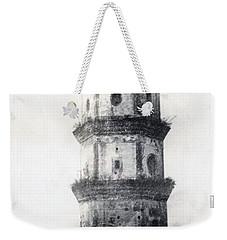 Historic Asian Tower Building Weekender Tote Bag