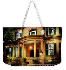 Historic Carriage House Weekender Tote Bag