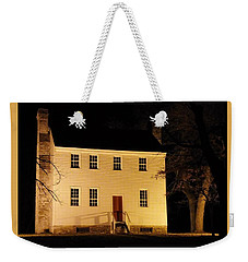 Historic Carter Mansion  Weekender Tote Bag