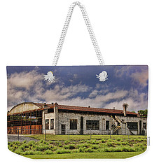 Historic Curtiss Wright Hanger Weekender Tote Bag