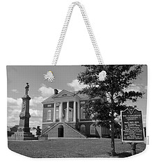 Historic Lancaster County Court House 2017 A Weekender Tote Bag