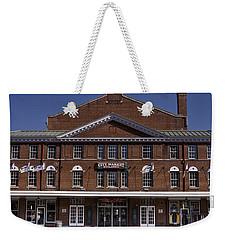 Historic Roanoke City Market Building Weekender Tote Bag