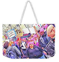 Historic Times Weekender Tote Bag