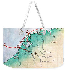 Magna Frisia- Frisian Kingdom Weekender Tote Bag