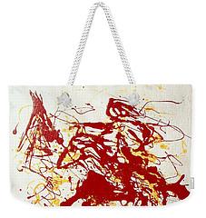 History In Blood Weekender Tote Bag