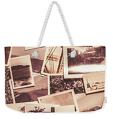 History In Still Photographs Weekender Tote Bag by Jorgo Photography - Wall Art Gallery