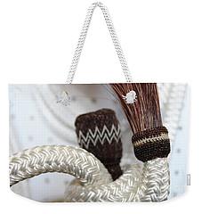Hitched Roap Weekender Tote Bag