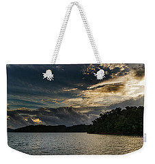 Hiwassee Lake From Hanging Dog Recreation Area Weekender Tote Bag