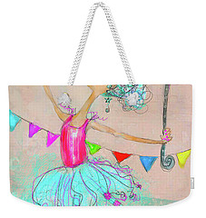 Hiwired Weekender Tote Bag