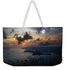 HK Weekender Tote Bag