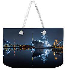 Hms Westminster Weekender Tote Bag