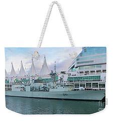 Hmsc Ottawa Weekender Tote Bag