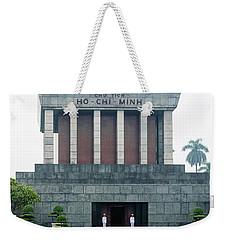 Ho Chi Minh Mausoleum Weekender Tote Bag