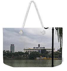 Hoan Kiem Lake Weekender Tote Bag