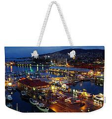 Hobart Weekender Tote Bag