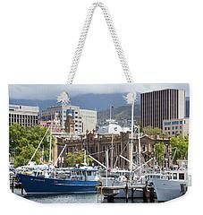 Hobart Marina Weekender Tote Bag