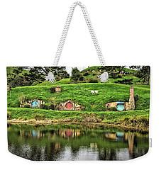 Hobbit By The Lake Weekender Tote Bag