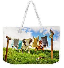 Hobbit Clothesline Weekender Tote Bag