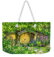 Hobbit Cottage Weekender Tote Bag