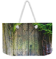 Hobbit Door Weekender Tote Bag