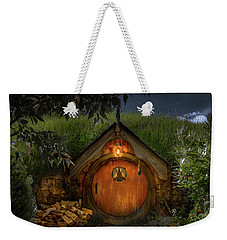Hobbit Dwelling Weekender Tote Bag