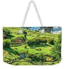 Hobbit Hills Weekender Tote Bag
