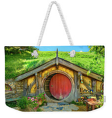 Hobbit House Weekender Tote Bag