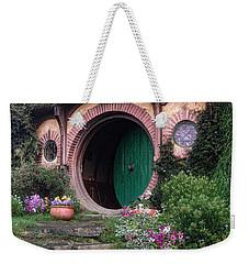 Hobbit House Weekender Tote Bag