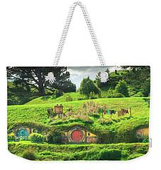 Hobbit Lane Weekender Tote Bag