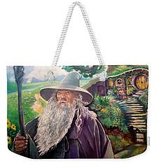 Hobbit Weekender Tote Bag by Paul Weerasekera