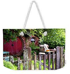 Hobbit Tea And Honey Weekender Tote Bag