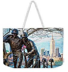 Hoboken War Memorial Weekender Tote Bag